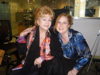 Julie James, Debbie Reynolds @Sirius XM Radio