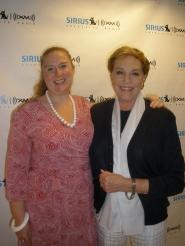 Julie James, Julie Andrews
